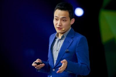 孫宇晨突發佈道歉信 為自己「熱衷炒作」深感愧疚