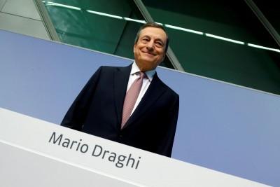 歐洲央行暗示擴大寬鬆  歐元墜2年新低