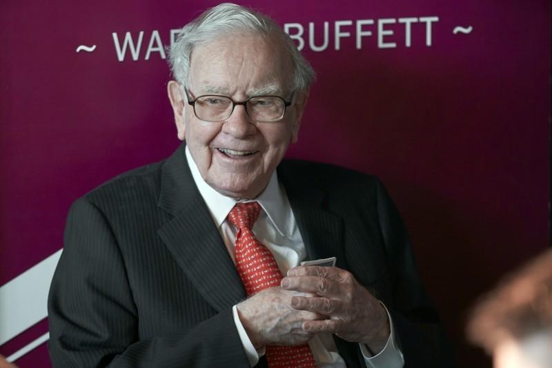 巴菲特最鍾愛銀行股是「它」 總持股逾9000億元