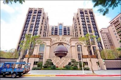 信義計畫區指標豪宅「皇翔御琚」 仍有30戶待售