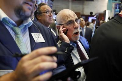 貿易衝突加劇人民幣貶破7 美股道指開盤一度大跌5百點