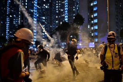 香港大三罷  這檔「最安全港股」今跌逾3%