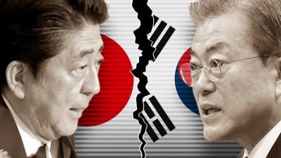 日韓關係惡化  安倍晉三歸咎南韓不遵守國與國間約定