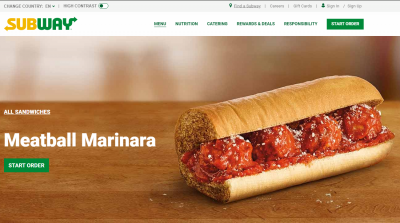 Subway也加入素肉戰場!聯手「超越肉類」推素肉丸潛艇堡