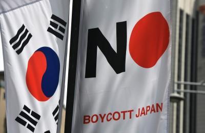 憂日本旅客不開心?首爾市中區撤走反日旗幟並道歉