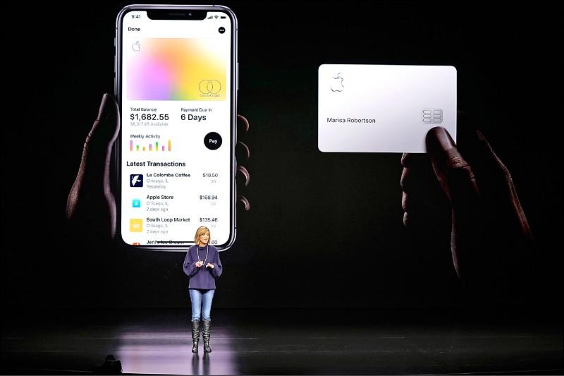 Apple Card在美推出 2%現金回饋 免年費