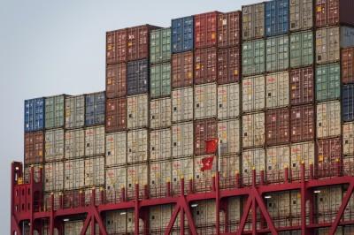 中國7月出口年增3.3%意外強勁 恐只是曇花一現