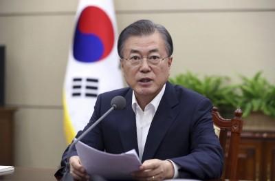 文在寅嗆日本:對韓設限只會降低自身國際信譽
