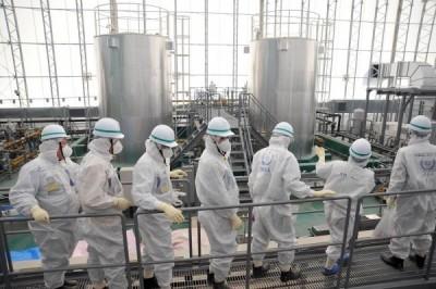 福島處理後輻射汙水 或在這一年達儲存極限..
