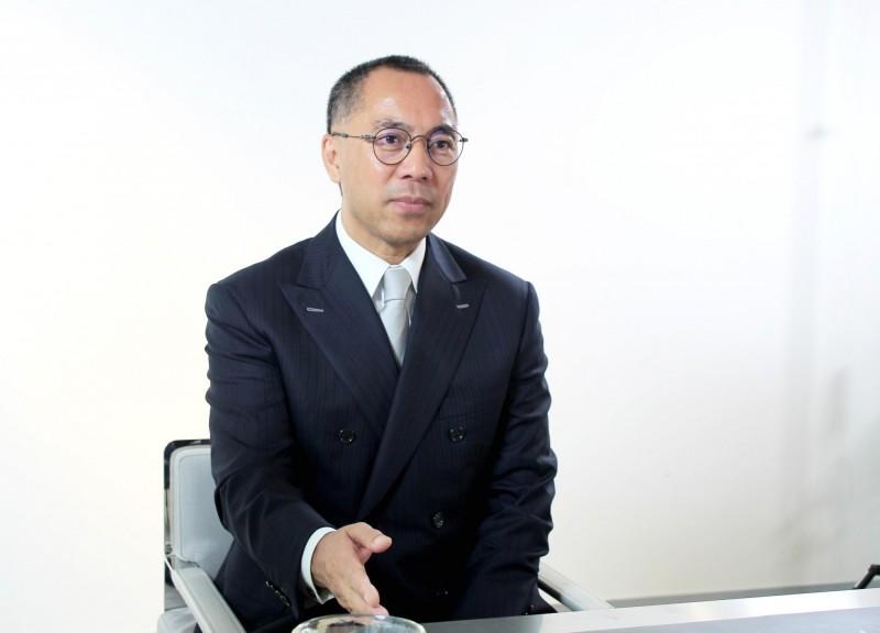 郭文貴爆台灣某佛教大師 去中國「天天想見共產黨官員」