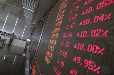 中國股市近期表現 高盛、小摩均唱衰