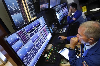 香港返送中抗爭升級+恐貿易戰延續  美股道指開盤大跌2百點