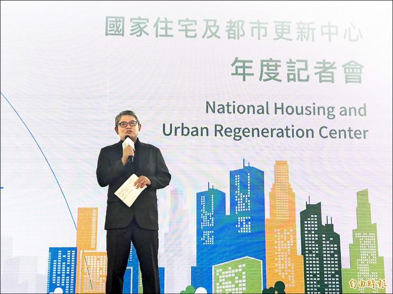 住都中心:未來1年 7縣市蓋5千戶社宅