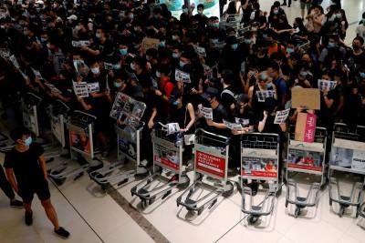 香港富豪厭倦「反送中」 房產顧問爆「移居美國詢問增加」