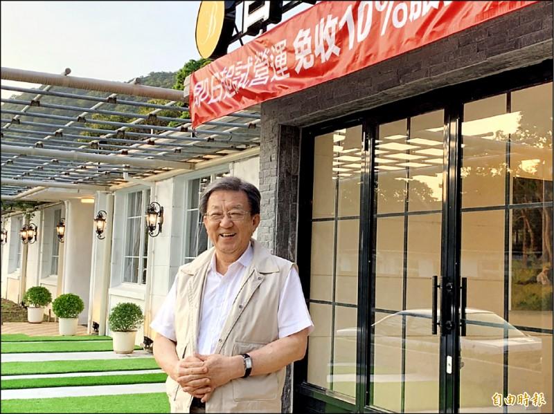 開餐廳不小心賺錢/中環比夢園區 第4家餐廳9月開幕