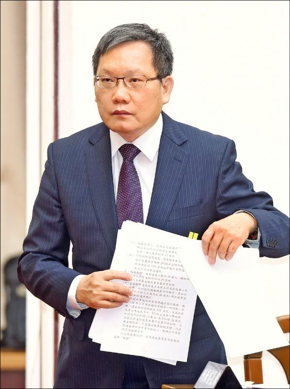 海外資金專法今上路施行 財長:台灣加速經濟轉型升級