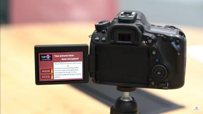 小心!勒索病毒可能來自數位相機
