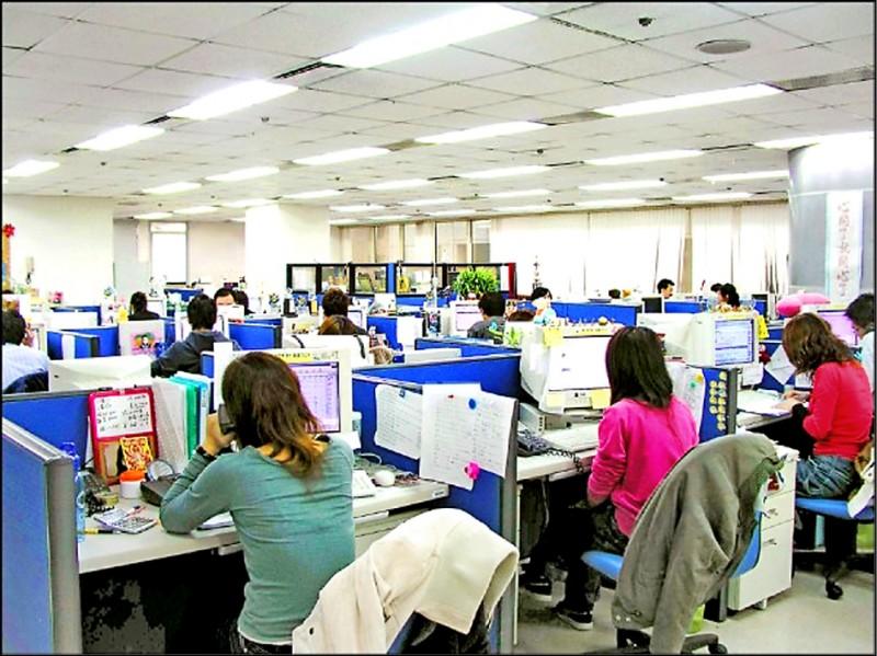 8月無薪假增至2012人 今年新高