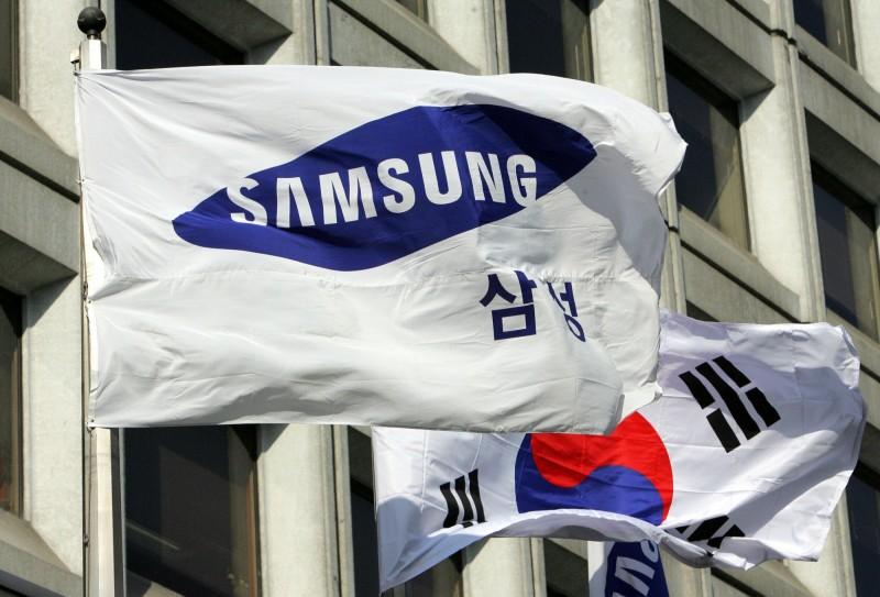 三星電子上半年出口 佔南韓整體逾2成