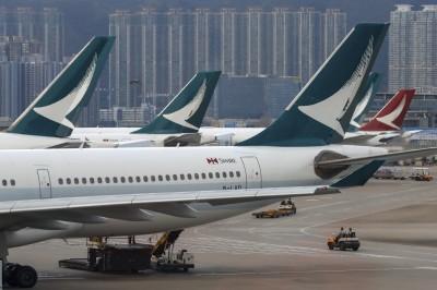 國泰航空向中「叩頭」  彭博:中國不會因此滿足