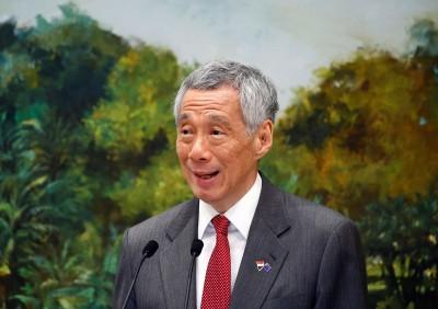 新加坡不選邊站 李顯龍:美中緊張局勢短期難解