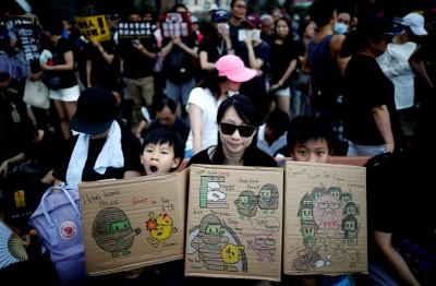 反送中》中國失去民心  7成香港青年已不認同是「中國人」
