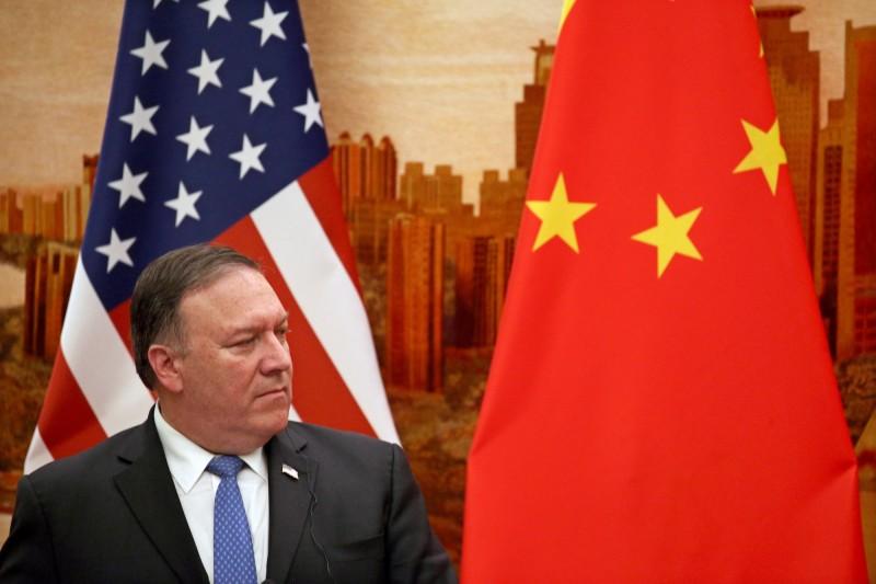 直嗆!龐皮歐:若中國以武力鎮壓香港 貿易談判將更困難