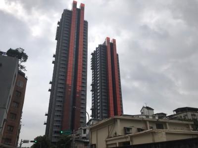 大安區億元豪宅密度最高 堪稱「天龍國裡的天龍區」