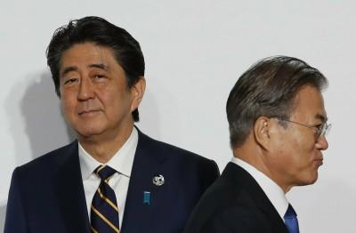 反制日本經濟報復! 南韓宣布撕毀《軍情協議》