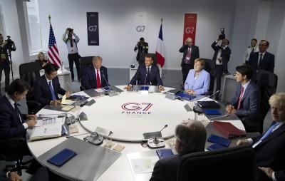 法國數位稅爭議  川普:美法將有和解共識