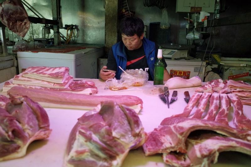 北京1公斤豬肉台幣387元 大媽大喊「吃不起」
