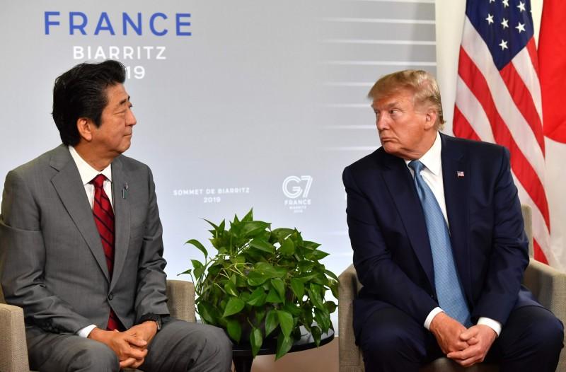 美日貿易協定速決 日方否認對川普「讓步太多」