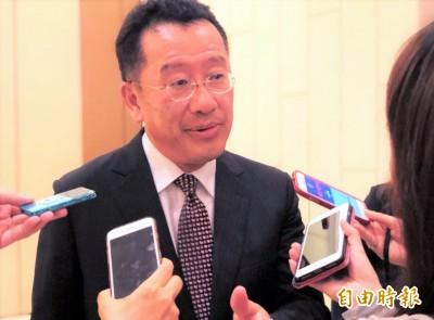 顧立雄:台灣經濟出現「轉骨」契機 看好下半年台股