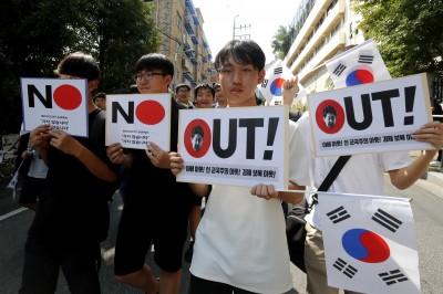 被日本踢出白名單 南韓將向WTO告狀