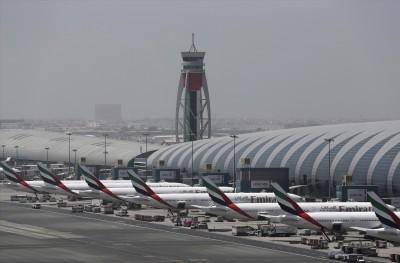 經濟發展停滯  傳杜拜新機場建設喊卡