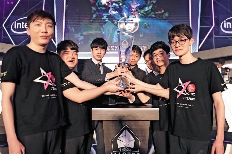 《英雄聯盟》世界大賽 10月登場/中信J Team代表台灣出征