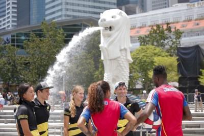 反送中》抗爭激化誰獲益?星展:新加坡旅遊業