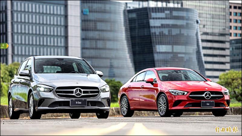 進口車賣贏國產車 8月市占53.9%創新高