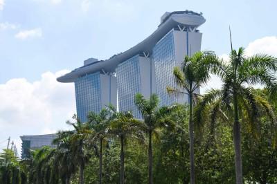 反送中抗爭持續 新加坡7月飯店入住率創14年紀錄!