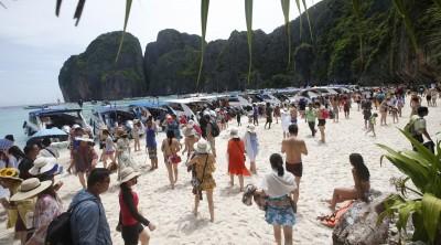過度依賴中客  東南亞旅遊業苦吞中國經濟放緩後果