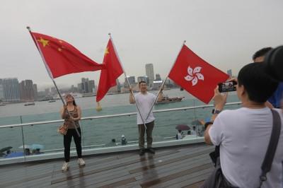 惠譽下調香港評級  中官媒批「惡意打壓」