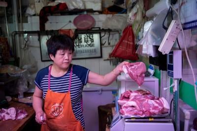 中國官方20天內出手12次 豬價壓不下來關鍵...