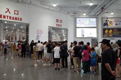 上海Costco再現人潮!這次是為了「這商品」而來...