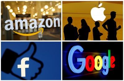 美國擴大反壟斷調查  擴及科技巨頭10年來收購案
