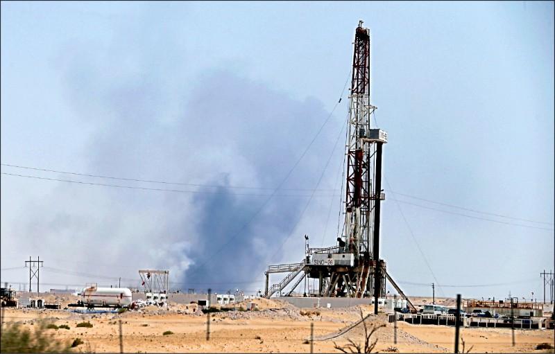 沙國油廠遇炸 美指伊朗幕後元凶