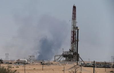 油廠遇襲 沙國官員:估週一結束前恢復1/3產量