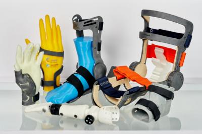 《科技與創新》客製化3D列印輔護具 「印」出自在手足