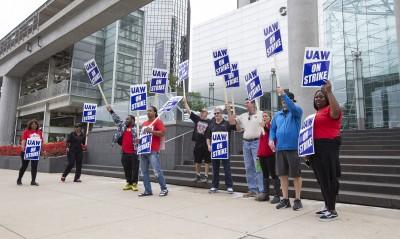 通用汽車員工全美罷工 公司每日損失恐達31億