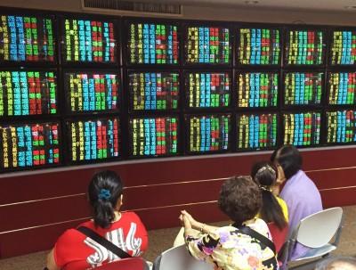 鴻家軍回測 台塑四寶1日行情 台股收跌23.63點