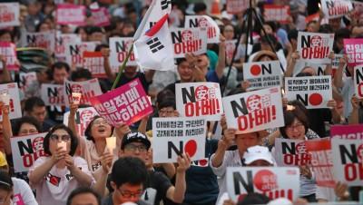 今日生效!南韓正式將日本踢出白名單